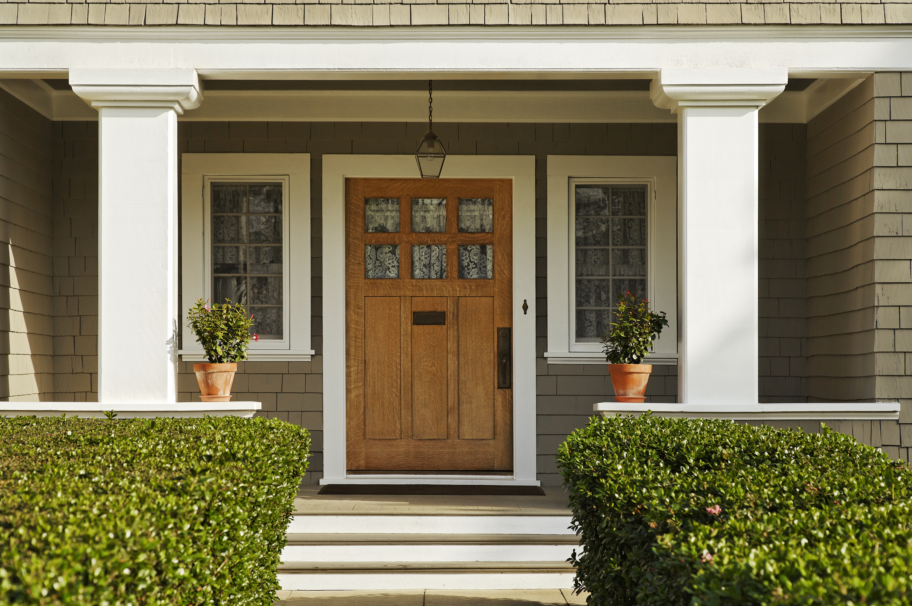 Garage front door contractor hanover york gettysburg pa for Front door entrance designs for houses