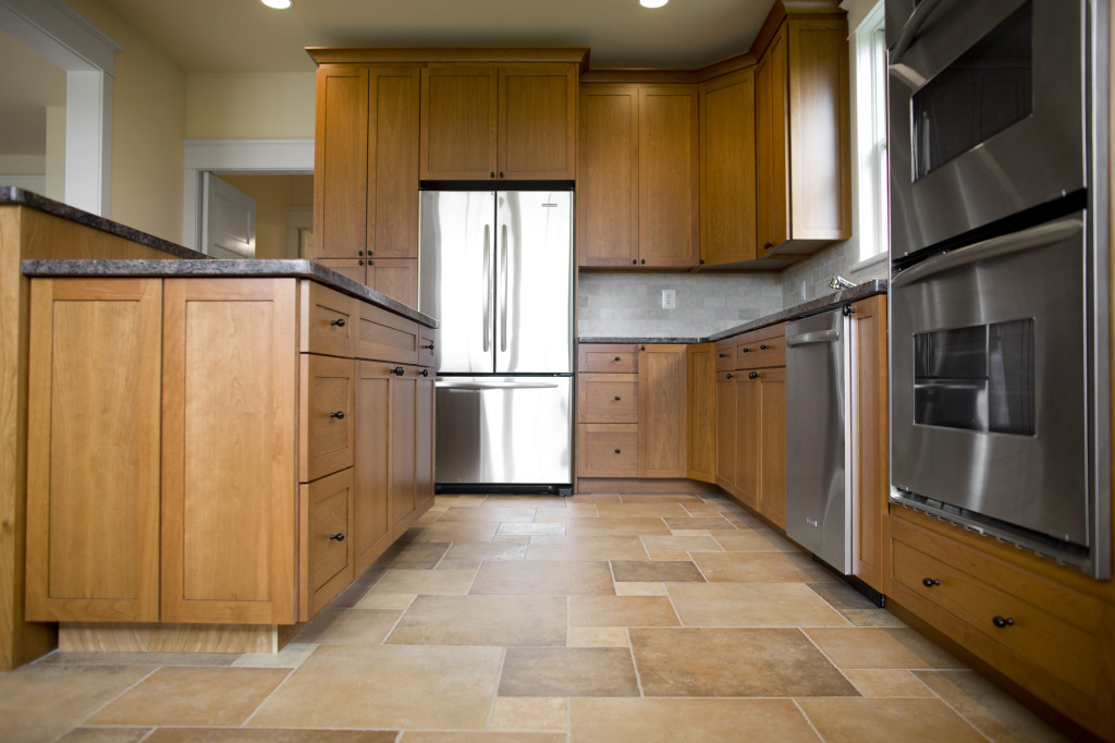 Newly remodeled kitchen in Hanover, PA