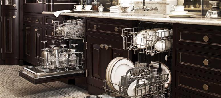 double-dishwasher