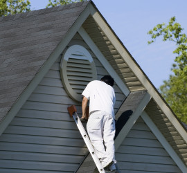 Painting homes exterior in Hanover, PA